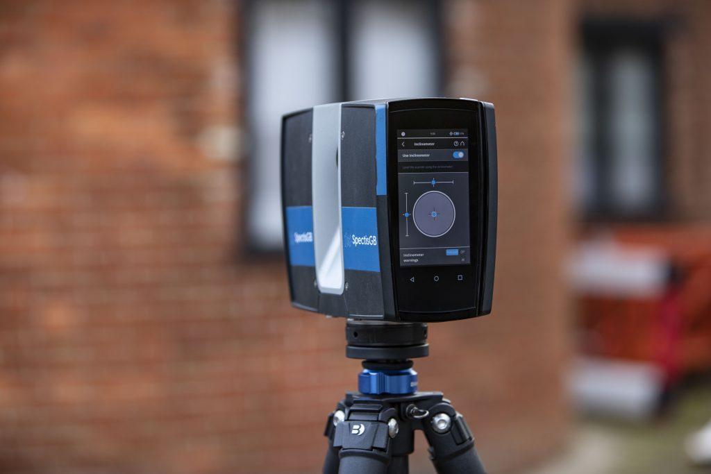 LIDAR / Laser Scanning - Xmo Strata Scanner
